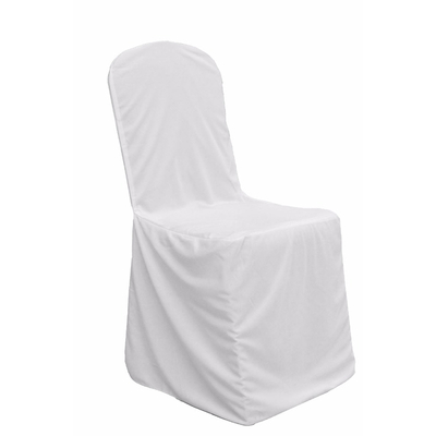 Wholesale cheap scuba stretch wedding chair cover for sale