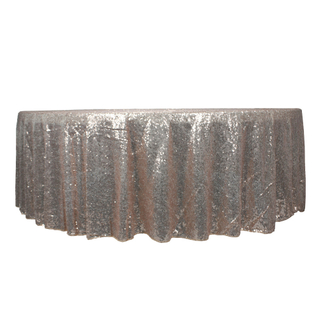 Wholesale cheap fancy gold sequin tablecloth table cloths for weddings