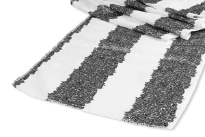 Stripe Glitz Sequin Table Runner
