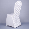 Elastic Flower Chair Covers