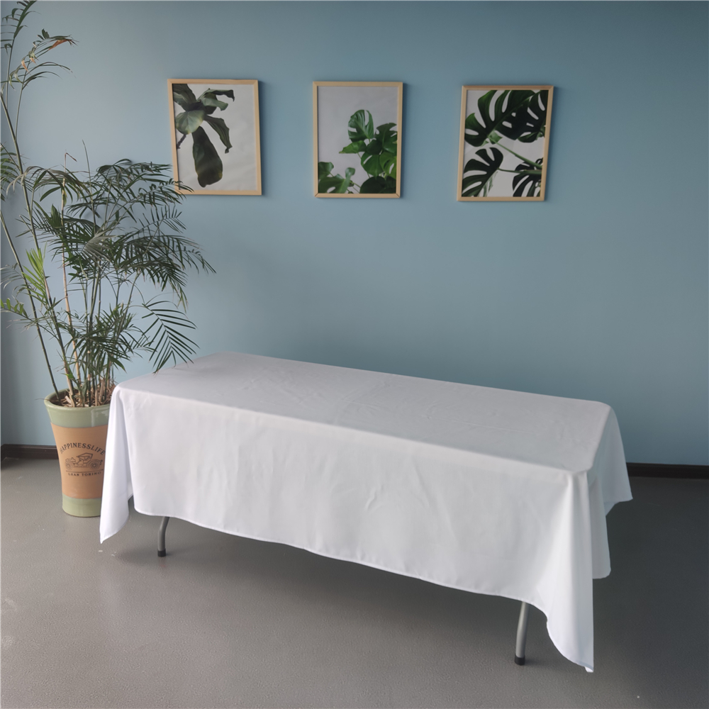 60x102 inch cotton table cloth