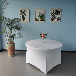 150R elastic table cloth