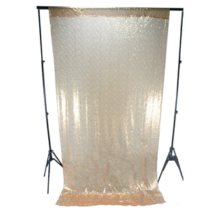 Party backdrop gold sequin curtain wedding stage background for photo booth birthday