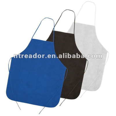 cheap custom linen grilling work cooking kitchen aprons for men