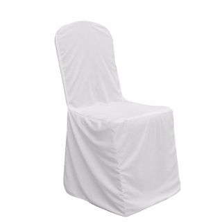 Wholesale cheap scuba wedding oversized chair slipcover folding chair covers for sale